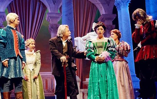 【上海站】开心麻花爆笑舞台剧《莎士比亚别生气》