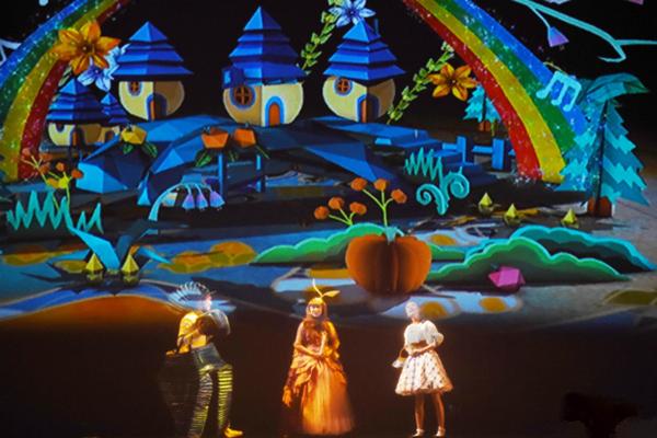 【上海站】3D多媒体魔幻亲子音乐剧绿野仙踪之奥兹国大冒险