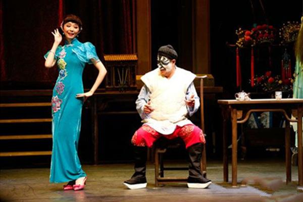【长沙站】话剧《戏台》