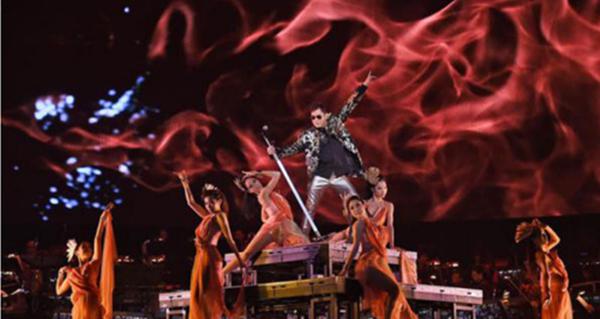 【上海站】谭咏麟银河岁月40载中国巡回演唱会2019