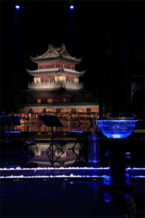 【上海站】譚盾《水樂堂 · 天頂上的一滴水》