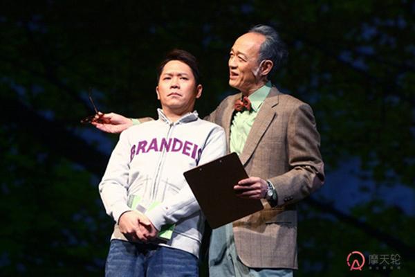 【长沙站】金士杰 - 卜学亮主演话剧《最后14堂星期二的课》