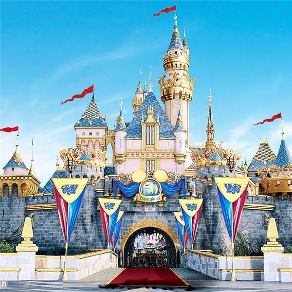 【上海站】上海迪士尼乐园年卡